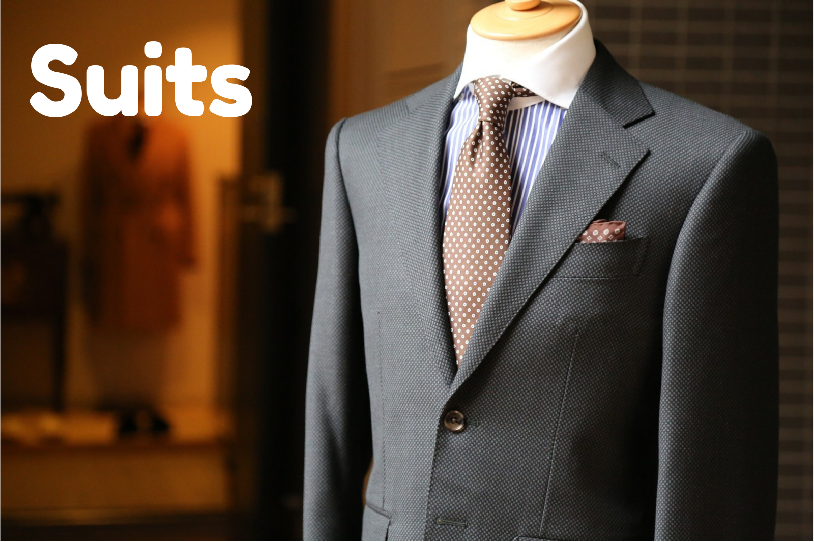 suits, jackets, dinner jackets dry cleaning and laundry